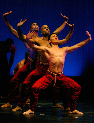The Philadelphia Dance Company (Philadanco).  (PRNewsFoto/Greater Philadelphia Tourism Marketing Corporation)