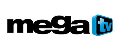 MegaTV logo.  (PRNewsFoto/MegaTV)