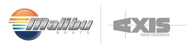 Malibu and Axis Logo