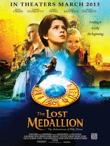 METHINX ENTERTAINMENT PRESENTS THE LOST MEDALLION: THE ADVENTURES OF BILLY STONE