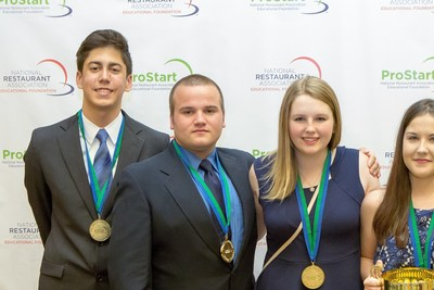 Students from Polaris Career Center, in Middleburg, Ohio, win first place in national culinary competition.