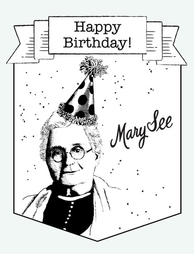 Happy Birthday Mary See!. (PRNewsFoto/See's Candies) (PRNewsFoto/SEE'S CANDIES)