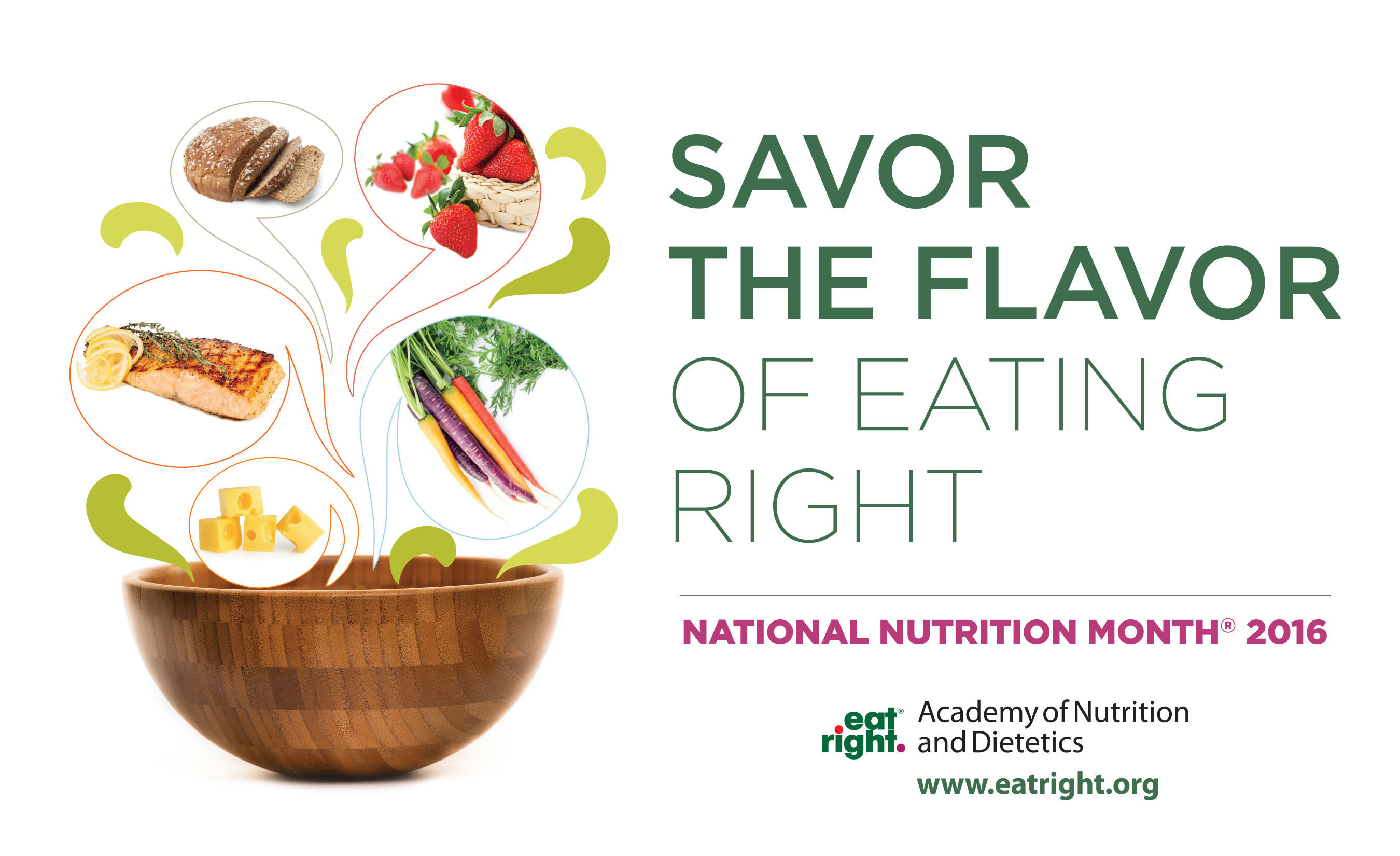 For National Nutrition Month 2016 Academy Of Nutrition And