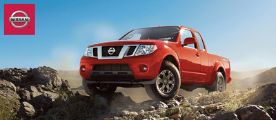 The 2014 Nissan Frontier is a light-duty pickup truck capable of producing heavy-duty outputs.  (PRNewsFoto/Briggs Auto Group)