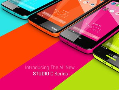 Studio C Series (PRNewsFoto/BLU Products)