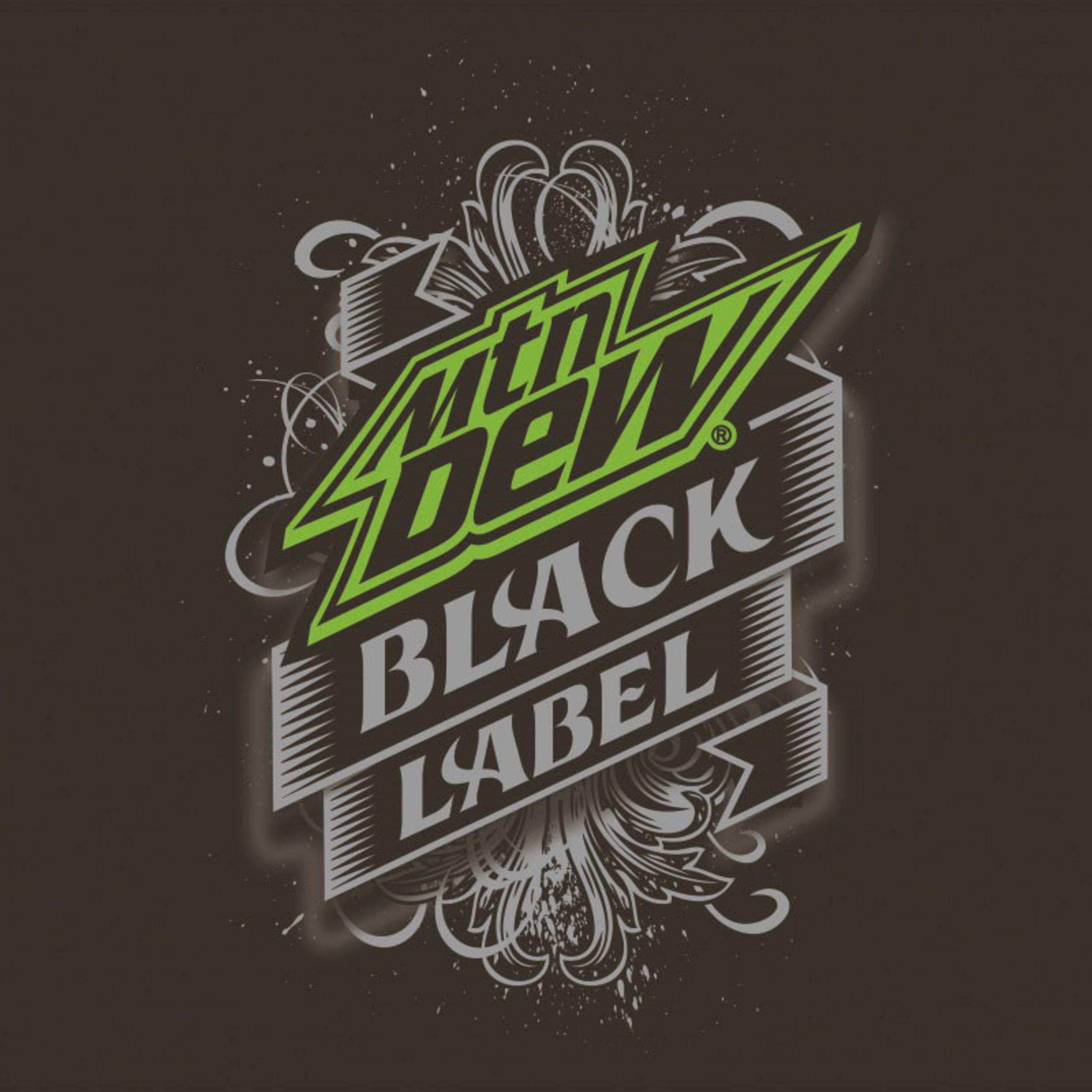 MTN DEW(R) BLACK LABEL(R)