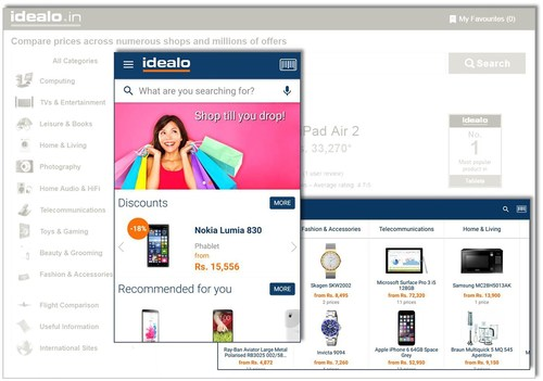 Germany's Price Comparison Giant, idealo, Launches App in India