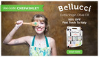 Receive 50% Off Bellucci Take Me to Italy Pack at store.belluccipremium.com