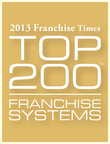 Coverall Named a Franchise Times Top 200 Company
