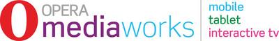 Opera Mediaworks logo.  (PRNewsFoto/Opera Mediaworks)