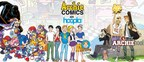 hoopla digital announces new content deal with legendary comic book publisher Archie Comics.