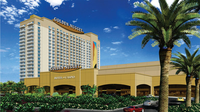 Golden Nugget Lake Charles Casino.  (PRNewsFoto/Landry's)