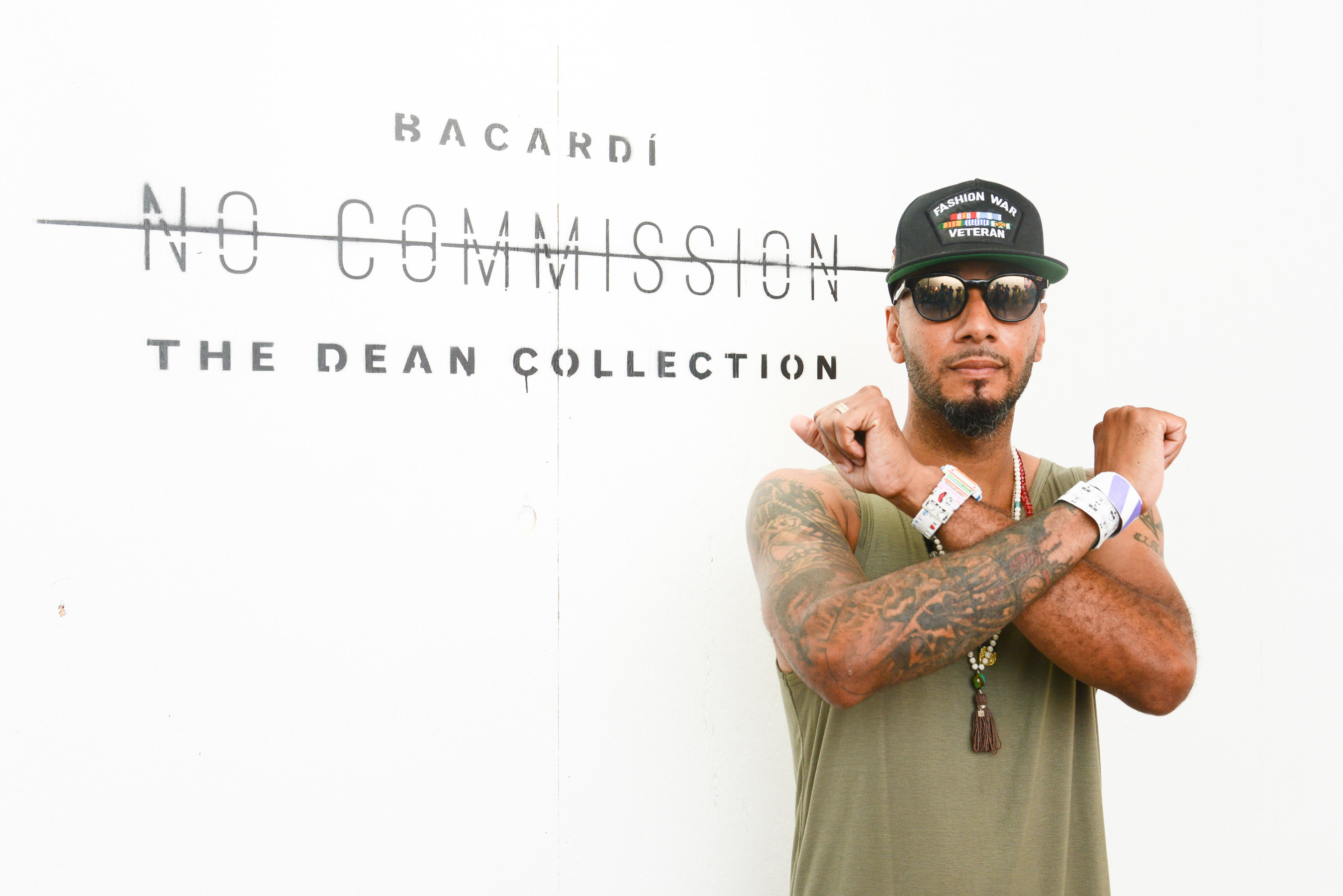 The Dean Collection X Bacard'' Present No Commission: London