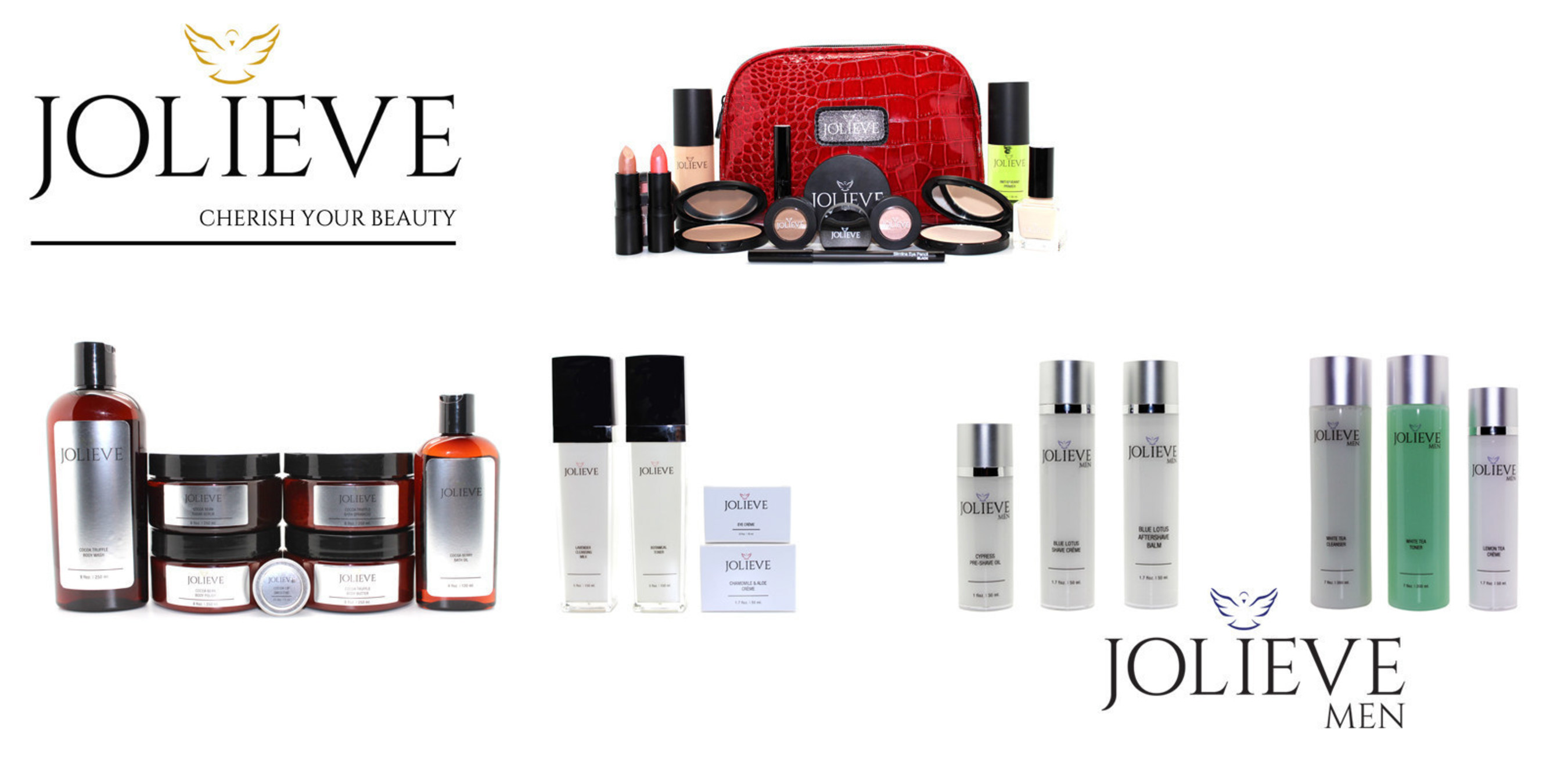 Online Gift Retailer Gifts Ready to Go Announces JOLIEVE Luxury Bath, Body, Skincare and Mineral Makeup Brand