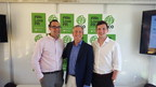 Ogilvy PR's Michael DiSalvo, CEO Stuart Smith, and Ben King