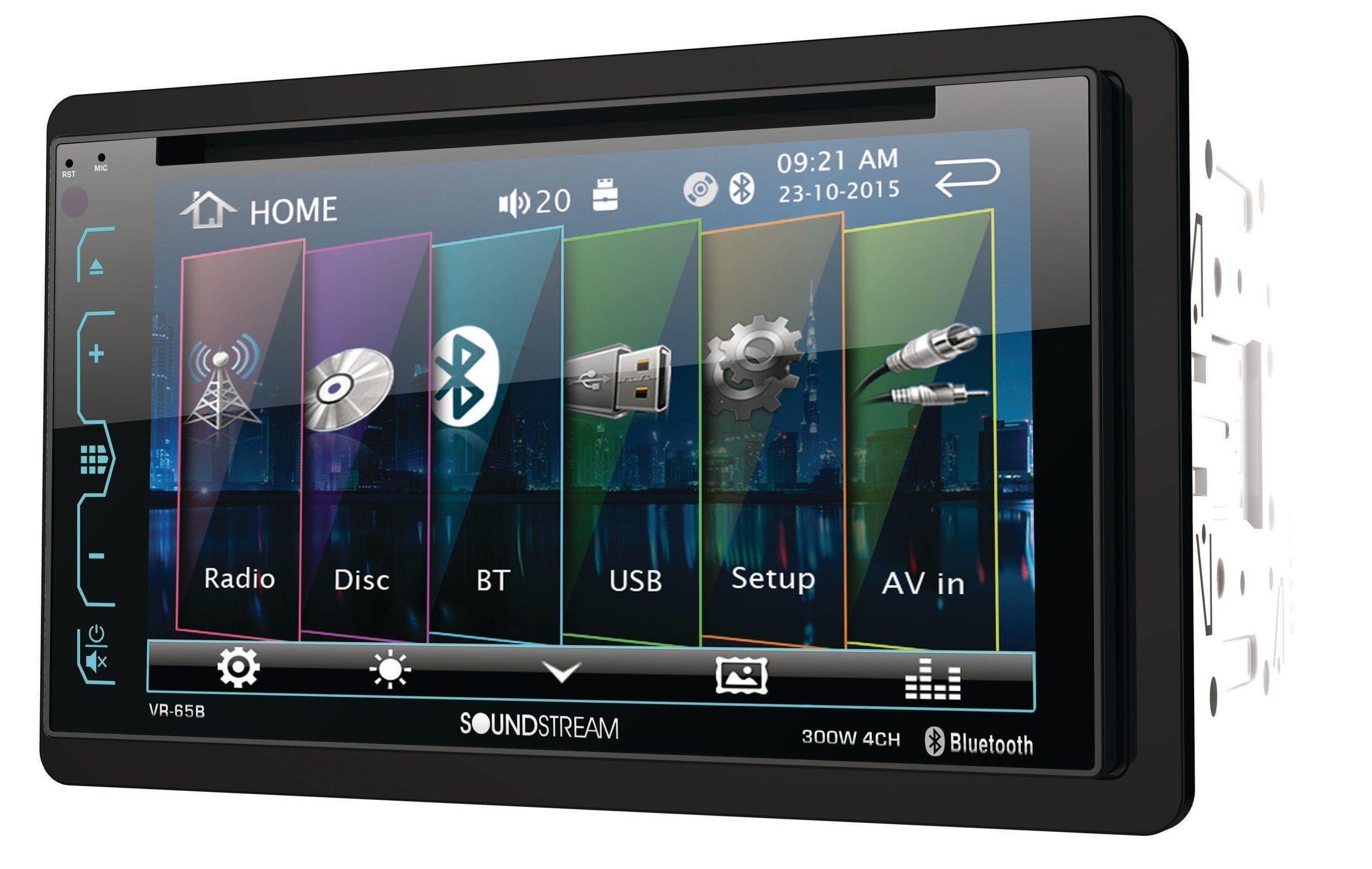 Epsilon Electronics Inc. Will Unveil Their New Product Line Of Head Units At CES 2016