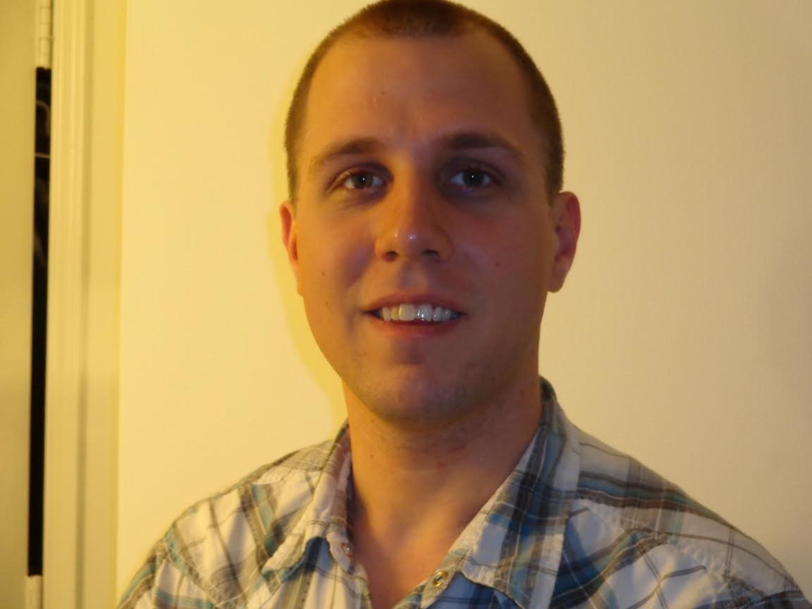 McGowan's Heating and Air Conditioning Awards Scholarship to Robert Peters of North Carolina