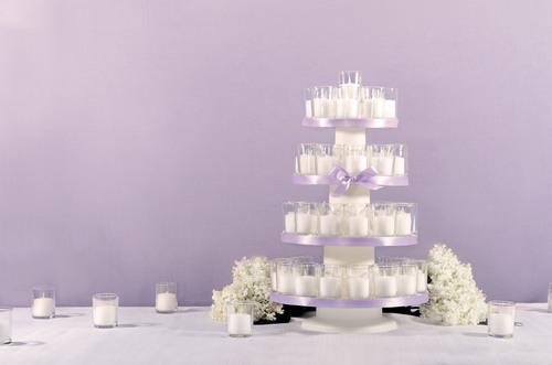 Set of 72 Votives & Holders for $20.  (PRNewsFoto/Yummi Candles)