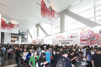 Cosmoprof Asia 2015 recorded 5.5% growth of visitors