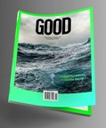 GOOD magazine re-launches as a quarterly print journal for the globally minded citizen. The Spring 2015 issue is now available at select Barnes & Noble stores, Hudson Booksellers and Whole Foods.