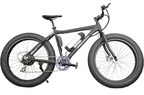 Based on the Growth of Dense, Urban Mega Cities, American Cycle Company Revolutionizes The Bicycle Industry as we know it with the introduction of the ESurge Mountain Bike! Visit the following for purchasing and additional information: www.americancycle.bike -- www.leatherup.com.
