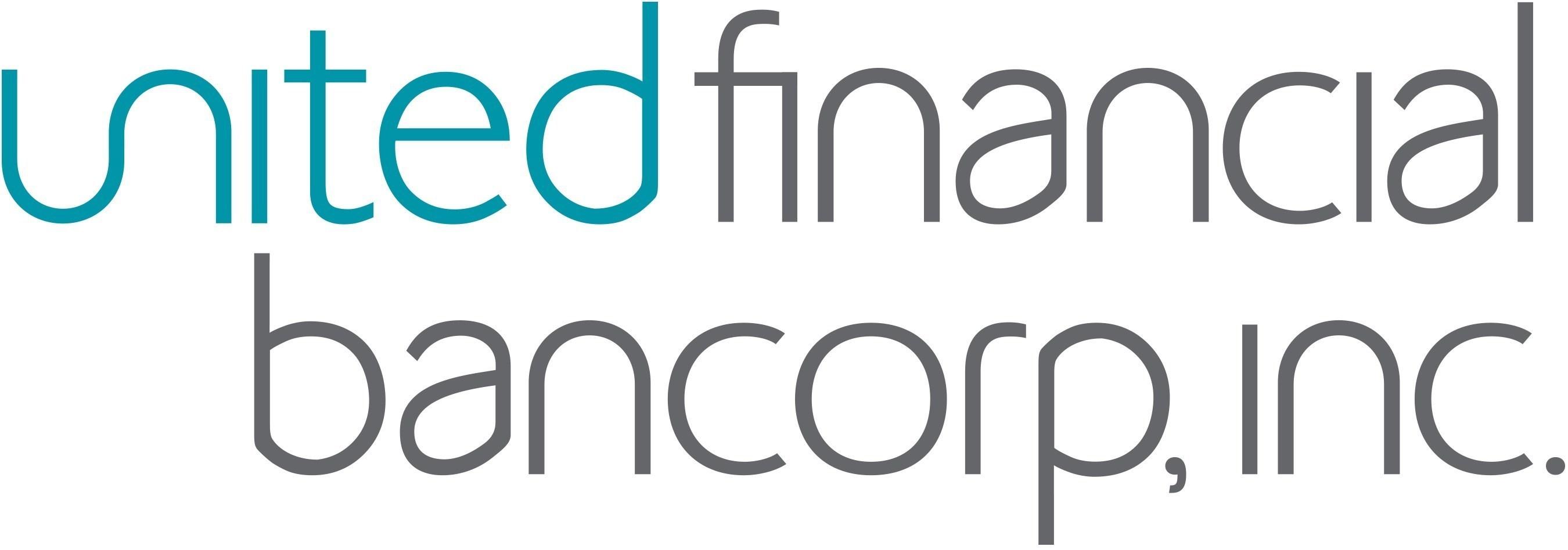 United Financial Bancorp, Inc. (UBNK) logo (PRNewsFoto/United Financial Bancorp, Inc.)