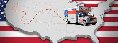 Do you live in a destination city? Follow @uhaul to get the top 10. #uhaultrends