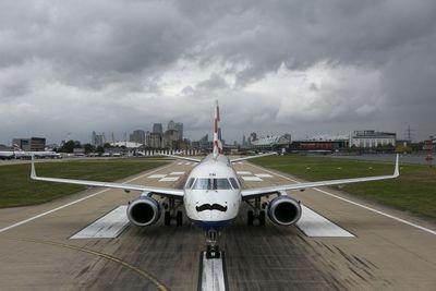 Movember Takes Flight at London City Airport