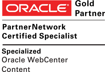 TEAM is a Gold Partner, specialized in WebCenter.  (PRNewsFoto/TEAM Informatics, Inc.)