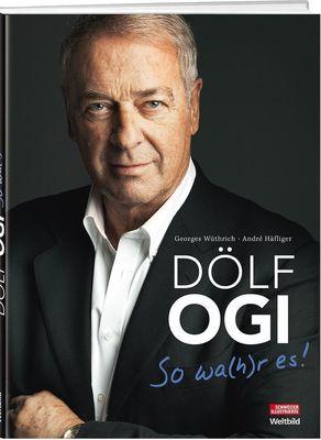 Cover Book Ogi (PRNewsFoto/WERD & WEBER VERLAG AG)
