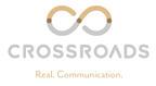 Crossroads Brand Identity.  (PRNewsFoto/Crossroads)