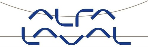 Alfa Laval Logo (PRNewsFoto/Alfa Laval Lund)
