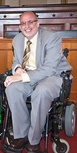United Spinal President Paul J. Tobin Honored with Academy of Spinal Cord Injury Professionals