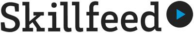 Skillfeed Logo.  (PRNewsFoto/Shutterstock, Inc.)