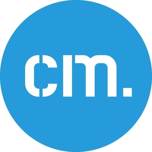 Logo CM (PRNewsFoto/CM Telecom)