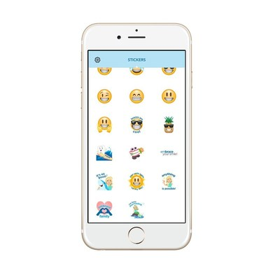 'Soul Surfer' Bethany Hamilton and Damon(TM) System Braces Announce Winners of Emoji Keyboard Contest