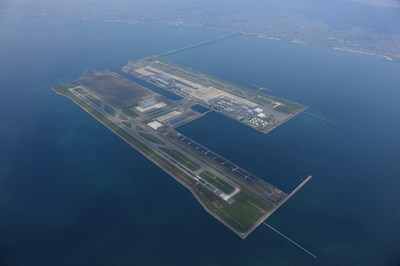 Kansai International Airport (KIX), Japan