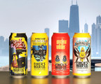 Chicago's Finch's Beer Co. goes local moving to 16 oz. cans from Chicago-based Rexam.