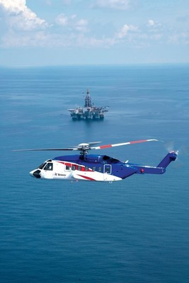 Bristow currently has 75 S-92(R) aircraft in its consolidated fleet, which are operated in Europe Caspian, Africa, Asia Pacific and the Americas. [Photo credit: Bristow Group]