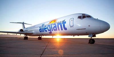 The myVEGAS Rewards program soars to new heights with the addition of its newest partner, Allegiant Air.