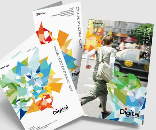 Sterling Premium Digital Papers.  (PRNewsFoto/NewPage Corporation)