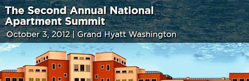 Join 350+ Commercial Real Estate Executives at Second Annual National Apartment Summit.  (PRNewsFoto/CAPRATE Events, LLC)