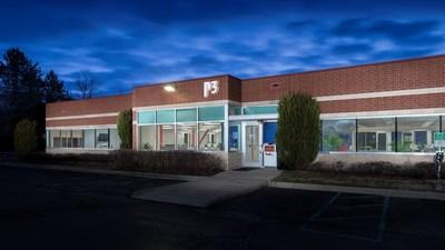 P3's automotive headquarters in Southfield, Michigan