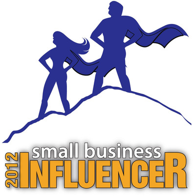 Small Businesses' Most Influential Champions Will Be Honored at the Small Business Influencer 2012 Awards Gala.  (PRNewsFoto/Small Business Trends, LLC)