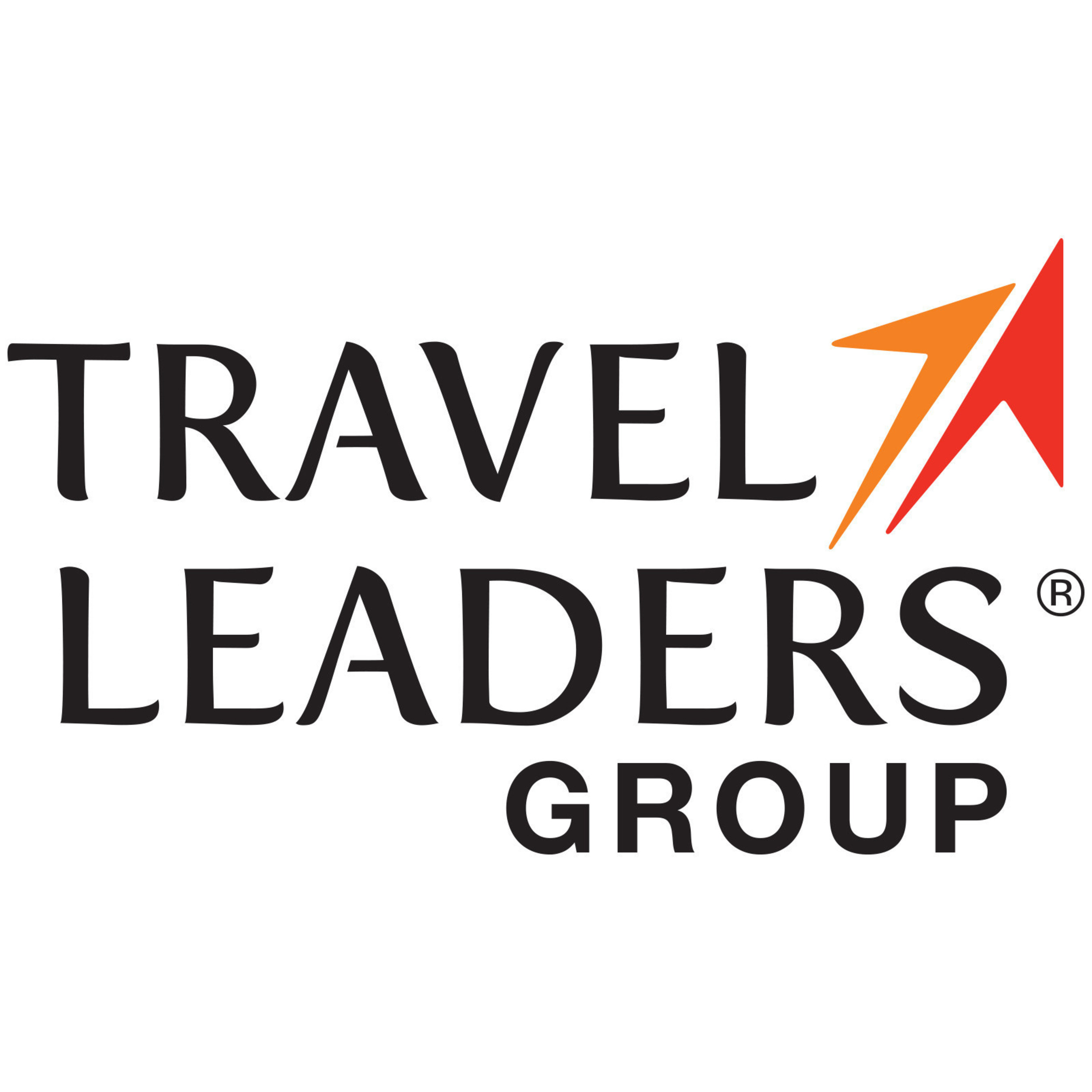 Travel Leaders Group Logo.