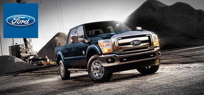 The 2015 F-250's arrival went under the radar as the prolific F-150 captures consumers' attention. (PRNewsFoto/Wiscasset Ford)