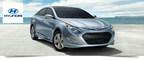 The fuel-saving 2015 Hyundai Sonata Hybrid is available at Phillipsburg Easton Hyundai (PRNewsFoto/Vinart Dealerships)