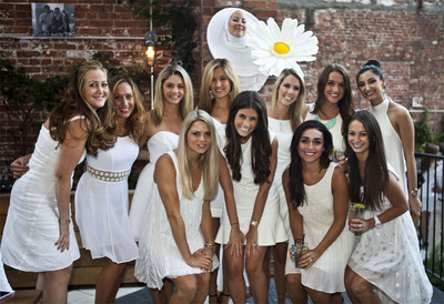 Rubenstein Public Relations Celebrates The End Of Summer With Second Annual White Party. (PRNewsFoto/Rubenstein Public Relations) (PRNewsFoto/RUBENSTEIN PUBLIC RELATIONS)