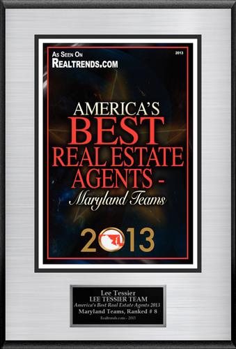 "Lee Tessier Of Keller Williams American Premier Realty Selected For ""America's Best Real Estate Agents ..."