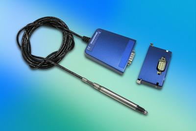High Accuracy, Repeatability in New Digital LBB Gaging Probe System from Measurement Specialties.  (PRNewsFoto/Measurement Specialties)